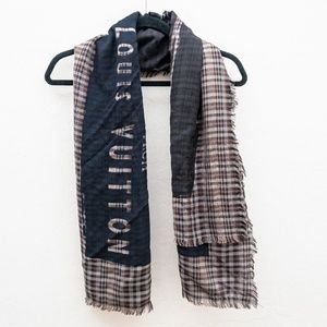 Louis Vuitton Famous World Known Shawl Scarf Stole